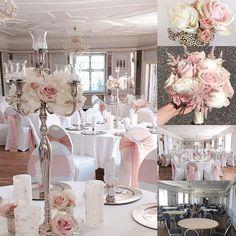 wir waren heute wieder fleißig.... die 1. von drei Hochzeiten. www.innawiebe.com #blumen #weddingday #weddingdecoration #blumenliebe #love #hochzeit #innawiebe_com