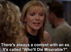 """80 Of Samantha Jones' Best Moments On """"Sex And The City"""""""