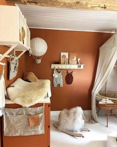 Terracota, Interior Paint, Color Trends, Interior Inspiration, Kids Room, Beautiful Pictures, Sweet Home, Bedroom, Heart Sounds