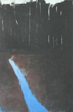Forrest Moses monotype
