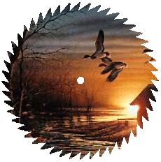 Painting Old Saw Blades | Saw Blade Art Designs