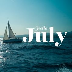 Pride and Joyce Ocean Wallpaper, Wallpaper Backgrounds, Wallpapers, Hello July Images, Neuer Monat, New Month Wishes, New Month Quotes, Welcome July, Bullet Journal Month
