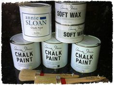 Please take a moment to read my latest blog all about the Pro's & Con's of using Annie Sloan Chalk Paint! I sent the link to Annie herself, and she has read & responded to my blog post, see her comments at the end of my post here: http://www.chicmouldings.com/annie-sloan-chalk-paint-the-definitive-guide-to-chalky-nirvana