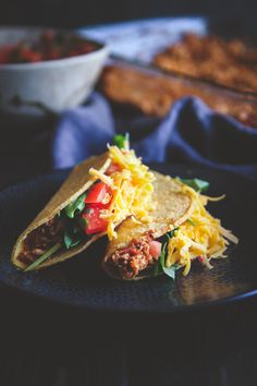 These tacos are the best ground turkey tacos around. They come together in a flash and then are slow cooked to perfection, and the recipe comes from one of my new favorite cookbooks – Skinnytaste Fast and Slow: Knockout Quick-Fix and Slow Cooker Recipes. Healthy Slow Cooker, Slow Cooker Beef, Slow Cooker Recipes, Skillet Recipes, Crockpot Recipes, Plenty Cookbook, Cookbook Ideas, Kids Cookbook, Skinnytaste Fast And Slow