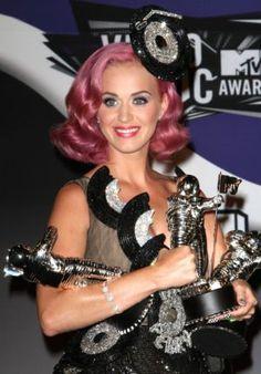 Katy Perry's awards