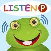 Talking Talk: Listening Power Preschool-comprehensive app for addressing listening skills at different levels. Pinned by SOS Inc. Resources. Follow all our boards at pinterest.com/sostherapy/ for therapy resources.