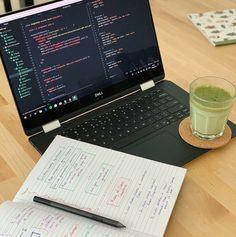 o you take notes while coding? School Motivation, Study Motivation, Morning Motivation, Work Goals, Study Hard, Study Inspiration, Studyblr, Instagram Story Ideas, Study Notes
