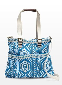 Aztec Crossbody Bag - Garage