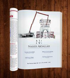 Ad Revista - Nasser Abdallah