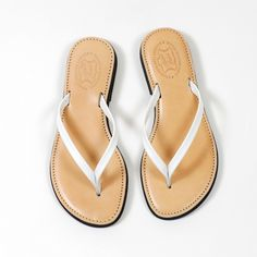 Poros | artisanal greek leather sandals from Greece.   #madeingreece #sandals #nu-pieds #leather #fashion #femme Greek Sandals, Leather Fashion, Leather Sandals, Greece, Flip Flops, Artisan, Take That, Shoes, Greece Country
