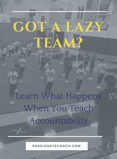 cheer workouts Teaching young adults accountability is one of the biggest challenges coaches face today. Learn to create it on your team and how to keep it every season. Cheerleading Workouts, Cheer Tryouts, Cheer Coaches, Cheer Stunts, Volleyball Drills, Cheerleading Camp, Volleyball Practice, Cheerleading Quotes, Volleyball Training