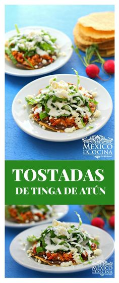 Tuna Cakes, Good Healthy Recipes, Healthy Food, Mexican Food Recipes, Ethnic Recipes, Latin Food, Tex Mex, Food Truck, No Cook Meals