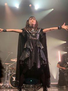 Moa Kikuchi, Goth, Metal, Boston, Baby, Style, Fashion, Self, Gothic