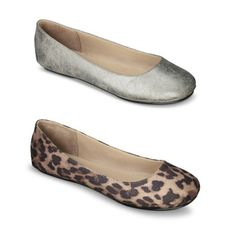 Rank & Style - Mossimo Odell Ballet Flat in Assorted Colors #rankandstyle