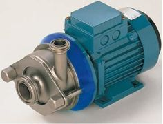 GM and GM-A Centrifugal Pump -  http://www.industrialtradingsolutions.com/GM__GM-A-213-p.php The GM centrifugal pump is specially designed for food, chemical, pharmaceutical and other industries. Visit our website for more information about our pumps. 6 Station Road, Coleshill, Birmingham, B46 1HT.