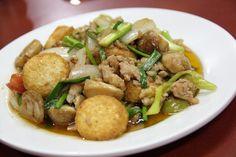 Tao Hoo Song Kreung (Mixed Vegetable Tofu) เต้าหู้ทรงเครื่อง by Migration Mark, via Flickr