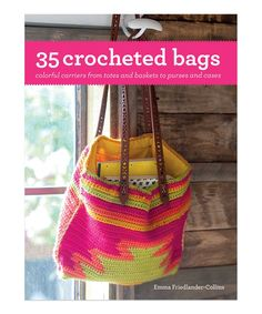 Take a look at this 35 Crocheted Bags Paperback today!