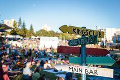 Caloundra Music Festival | 100 things to do on the Sunshine Coast