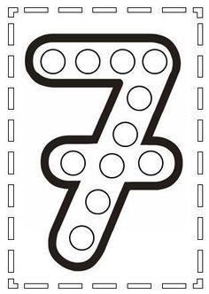 Merhaba Sevgili Ziyaretçim :) Bilgi alışverişinde bulunmak,kalıpları sınıfımda nasıl uyguladığımı görmek ve varsa sorularınızı daha çabuk sormak için instagram sayfamdan beni takip edebilirsiniz:) instagram : @madamteacherr Preschool Math Games, Number Activities, Numbers Preschool, Learning Numbers, Writing Numbers, Preschool Worksheets, Preschool Activities, Do A Dot, 2 Kind