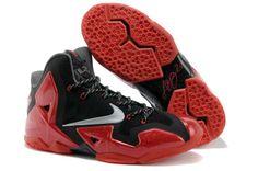 Nike Lebron 11 Miami Heat Away