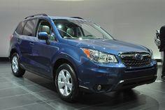 Смелый 2014 Subaru Forester