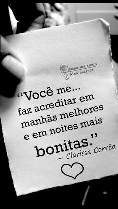 —Clarissa Corrêa