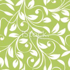 leafy pattern - Google Search