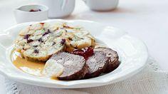 Tagliata s omáčkou ze zeleného pepře Steak, French Toast, Muffin, Fresh, Cookies, Breakfast, Crack Crackers, Biscuits, Cookie Recipes