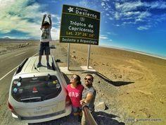 como ir do Chile para a Argentina - de San Pedro do Atacama até San Antonio de Los Cobres pelo Paso Sico