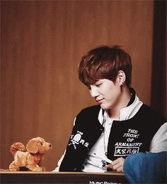 He\'s just too cute♪♥♥