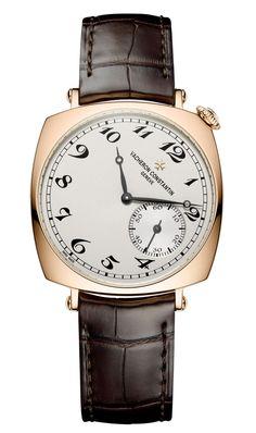 TimeZone : Industry News » N E W M o d e l - Vacheron Constantin Historiques American 1921 Small