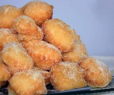 35 recettes de beignets sucrés