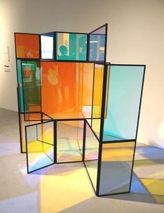 Room divider by Camilla Richter