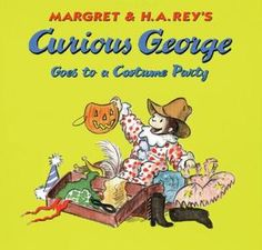 Curious George Goes to a Costume Party $3
