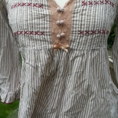 Odd Molly - So love the embroidery detail!