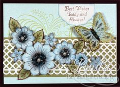 125 best hfc birds   blooms collection images on Homemade Birthday Cards Birthday Cards