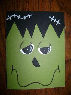 Halloween Cards 2008