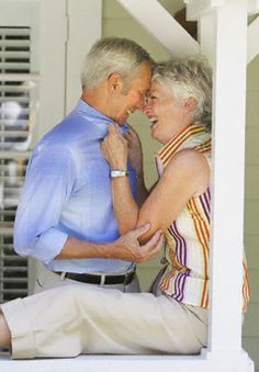 DEIRDRE: Sexy old couples
