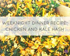 Weeknight Dinner Rec