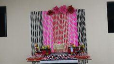 Minha festa inspirada na Kate Spade - Kate Spade inspired party