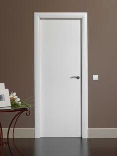 White Interior Doors, Interior Door Styles, Door Design Interior, Room Door Design, Wooden Door Design, Wooden Doors, Porte Design, Cute Bedroom Decor, Rustic Entryway