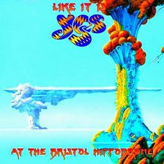 "NAS ONDAS DA NET: YES - ""Like It Is - Yes at the Bristol Hippodrome""..."