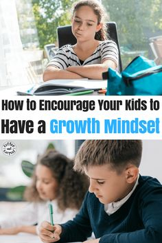 Encourage Your Kids to have a growth mindset with these 5 tips. Encourage Your Kids Gentle Parenting, Parenting Advice, Kids And Parenting, Natural Parenting, Thing 1, Student Success, Positive Discipline, Parent Resources, Child Development