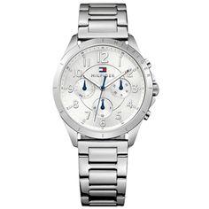 Relógio Tommy Hilfiger Feminino Aço - 1781605