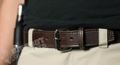 Even a gun belt needs to be replaced every so often. How often should one replace a gun belt? Depends on the gun belt. Read on for more. Open Carry, Shooting Sports, Concealed Carry, Belts, Guns, Leather, Accessories, Weapons Guns, Olympic Shooting
