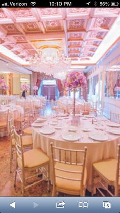 My wedding reception decor!!