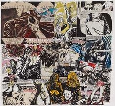 By Raymond Pettibon. 2010 Gladstone Gallery.