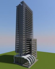 Live Giarratana Apartment Skyscraper minecraft building ideas 2