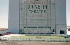 Rochester Drive In