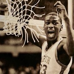 Michael Jordan , March madness